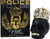 Police To Be The King Eau de Toilette 40ml Spray