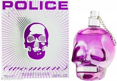 Police To Be Woman Eau de Parfum 75ml Spray