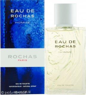 Rochas Eau De Rochas Homme Eau de Toilette 100ml Spray