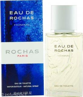 Rochas Eau de Rochas Homme Eau de Toilette 50ml Spray