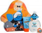 The Smurfs Brainy Confezione Regalo 50ml EDT + 75ml Gel Doccia