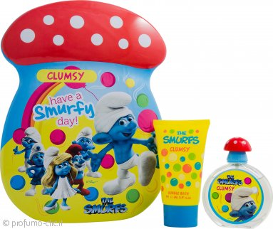 The Smurfs Clumsy Confezione Regalo 50ml EDT + 75ml Bagnoschiuma