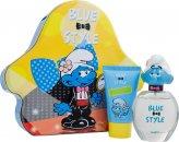 The Smurfs Vanity Confezione Regalo 50ml EDT + 75ml Gel Doccia