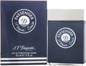 S.T. Dupont Passenger Cruise Pour Homme Eau de Toilette 50ml Spray