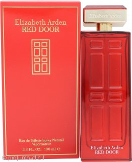 Elizabeth Arden Red Door Eau de Toilette 100ml Spray - Nuova Edizione