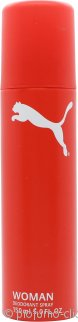Puma Red And White Deodorante Spray 150ml