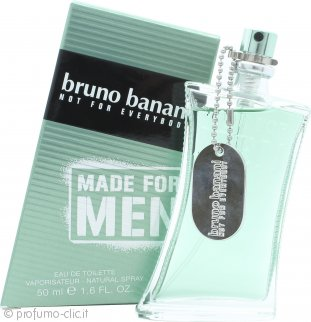 Bruno Banani Made for Men Eau de Toilette 50ml Spray