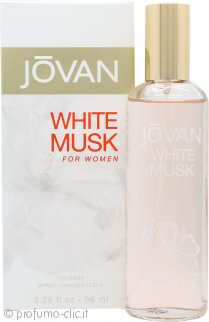 Jovan White Musk Eau de Cologne 96ml Spray