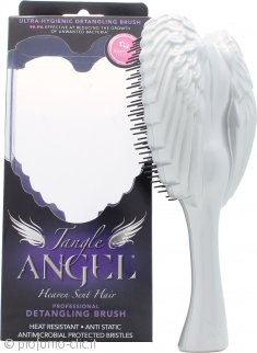 Tangle Angel Detangling Hairbrush - Spazzola per Capelli Silver