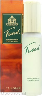 Taylor of London Tweed Eau de Cologne 50ml Spray