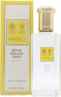 Yardley Royal English Daisy Eau de Toilette 50ml Spray