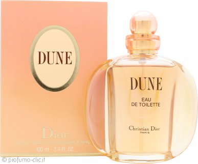 Christian Dior Dune Eau de Toilette 100ml Spray