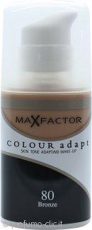 Max Factor Colour Adapt Foundation 34ml - #80 Bronze