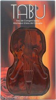 Dana Tabu Eau de Cologne 88ml Spray Bottiglia a Violino