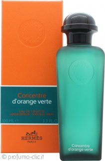 Hermes Eau d'Orange Verte Eau de Cologne 100ml Spray