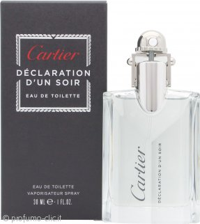 Cartier Declaration D'Un Soir Eau de Toilette 30ml Spray