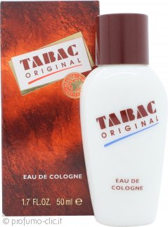 Mäurer & Wirtz Tabac Eau de Cologne 50ml Splash