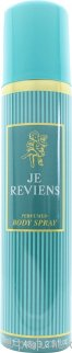 Worth Je Reviens Body Spray 75ml
