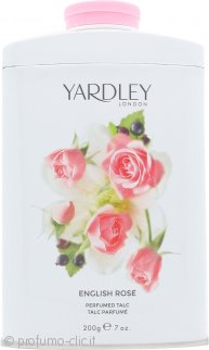 Yardley English Rose Talco Profumato 200g