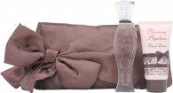 Christina Aguilera Royal Desire Confezione Regalo 30ml EDP + 50ml Lozione per il Corpo + Borsetta da Sera di Raso