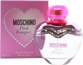 Moschino Pink Bouquet Eau de Toilette 50ml Spray