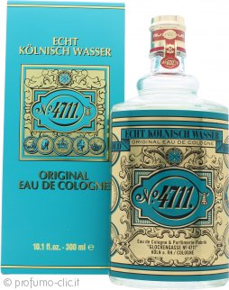 Maurer & Wirtz 4711 Eau De Cologne 300ml Splash