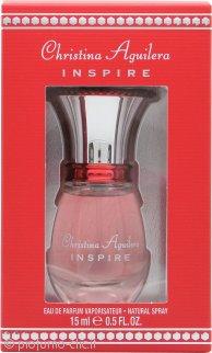 Christina Aguilera Inspire Eau de Parfum 15ml Spray