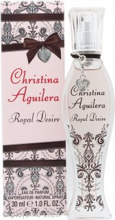 Christina Aguilera Royal Desire Eau de Parfum 30ml Spray