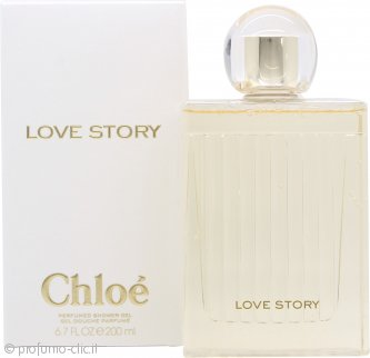 Chloe Love Story Gel Doccia 200ml