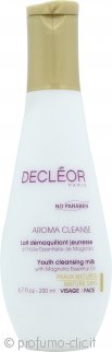 Decleor Aroma Cleanse Youth Latte Detergente 200ml - Pelle Matura