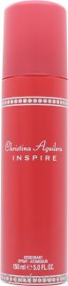 Christina Aguilera Inspire Deodorante Spray 150ml
