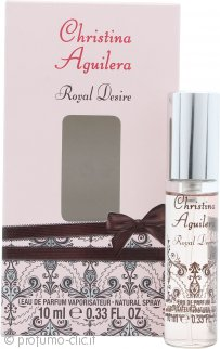 Christina Aguilera Royal Desire Eau de Parfum 10ml Spray