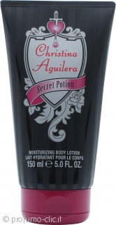 Christina Aguilera Secret Potion Lozione per il Corpo 150ml