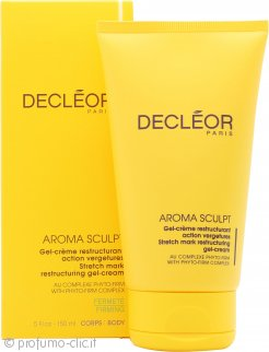Decleor Aroma Sculpt Stretch Mark Restructuring Gel-Cream 150ml
