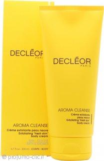 Decleor Aroma Cleanse Crema Corpo Esfoliante 200ml