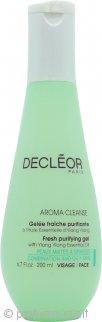 Decleor Aroma Cleanse Fresh Gel Purificante 200ml - Pelle Grassa/Mista