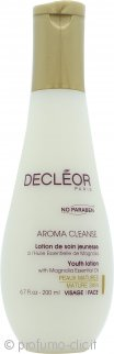 Decleor Aroma Cleanse Youth Lotion 200ml - Pelle Matura