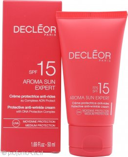 Decleor Aroma Sun Expert Protective Anti-Wrinkle Cream 50ml SPF15