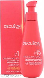 Decleor Aroma Sun Expert Protective Hydrating Milk 150ml SPF15
