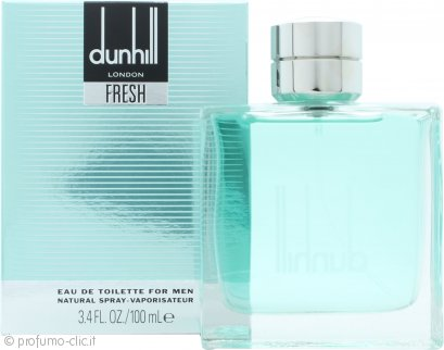 Dunhill Fresh Eau de Toilette 100ml Spray