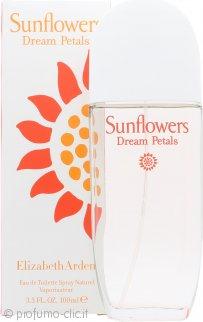 Elizabeth Arden Sunflowers Dream Petals Eau de Toilette 100ml Spray