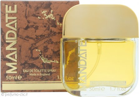 Eden Classic Mandate Eau de Toilette 50ml Spray