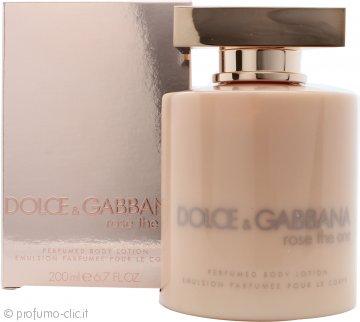 Dolce & Gabbana Rose The One Lozione per il Corpo 200ml