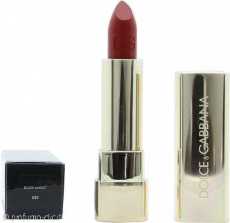 Dolce & Gabbana The Lipstick Classic Cream Rossetto 3.5g - 630 Black Magic