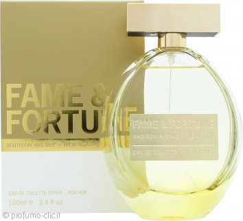Fame & Fortune Fame & Fortune for Women Eau de Toilette 100ml Spray