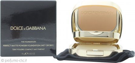 Dolce & Gabbana Perfect Matte Fondotinta in Polvere 15g - 95 Buff