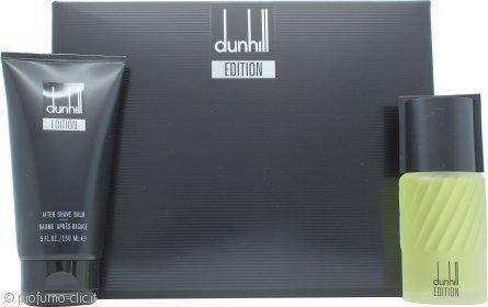 Dunhill Edition Confezione Regalo 100ml EDT + 150ml Balsamo Dopobarba