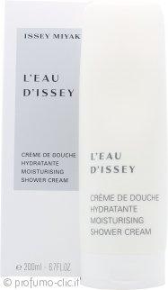 Issey Miyake L'Eau d'Issey Crema da Doccia 200ml
