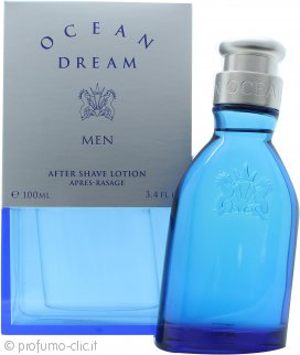 Giorgio Beverly Hills Ocean Dream Men Dopobarba 100ml Splash