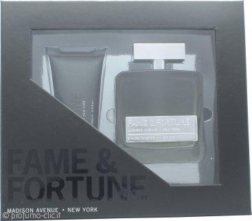 Fame & Fortune Confezione Regalo 100ml EDT + 100ml Gel Doccia